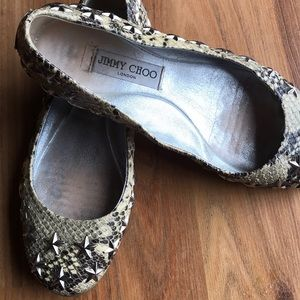 Jimmy Choo FREE with purchase of Gucci items